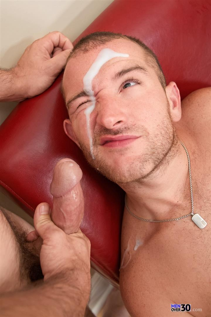 Black Hunk Gets Facial
