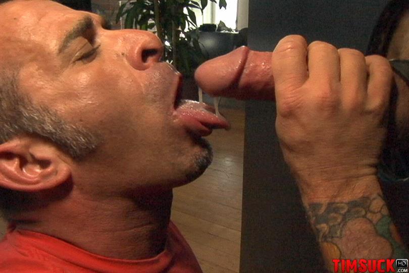 Treasure Island Media TIMSuck Tony Romano Eating Cum Sucking Cock At The Gloryhole Amateur Gay Porn 6 Sucking Cock and Eating A Thick Load Of Cum Through A Gloryhole