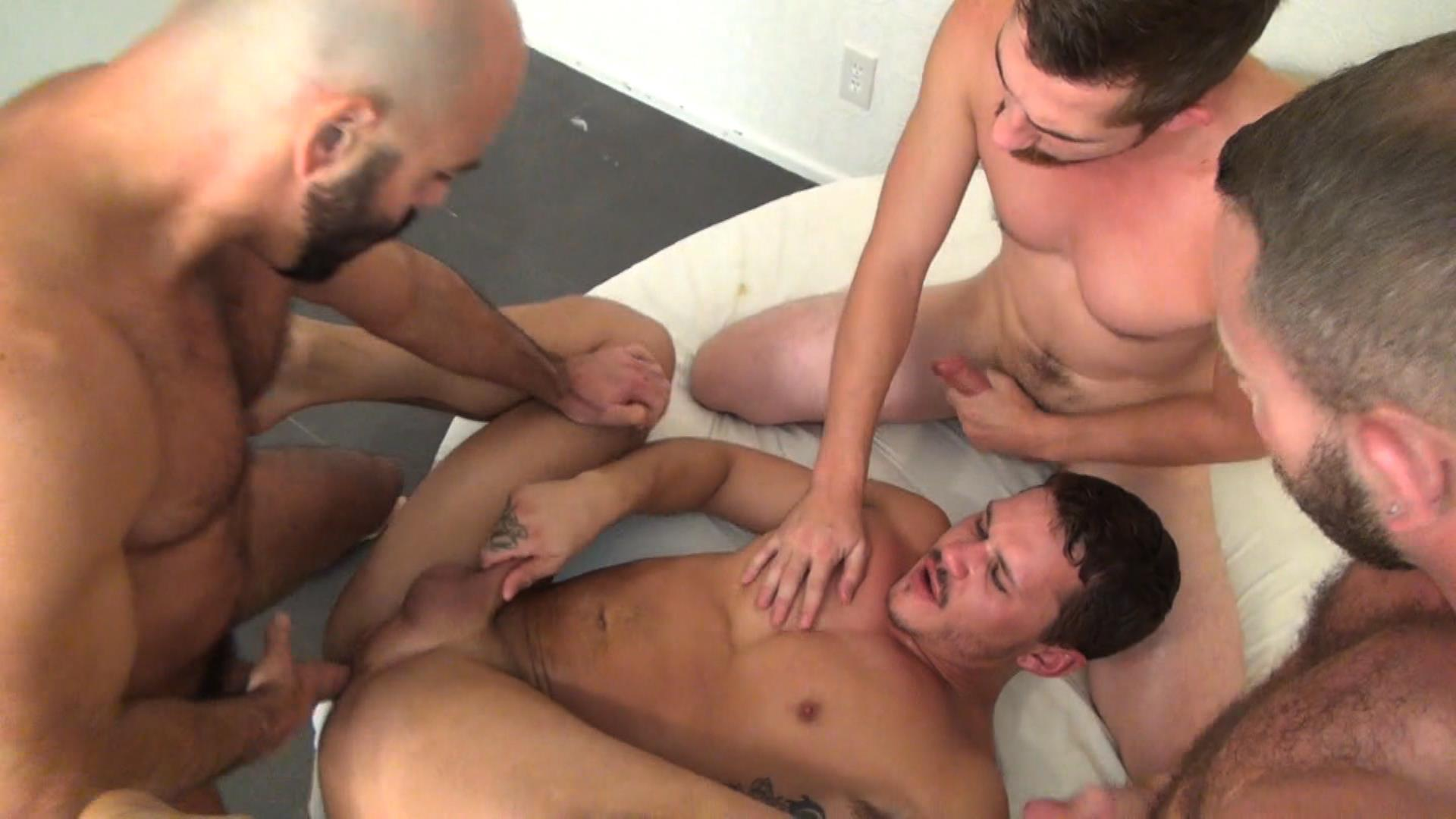 Raw-Fuck-Club-Dayton-OConnor-Tate-Ryder-Shay-Michaels-Adam-Russo-Bareback-Breeding-Amateur-Gay-Porn-6 Tate Ryder Gets Three Hairy Muscle Daddy Bareback Cocks