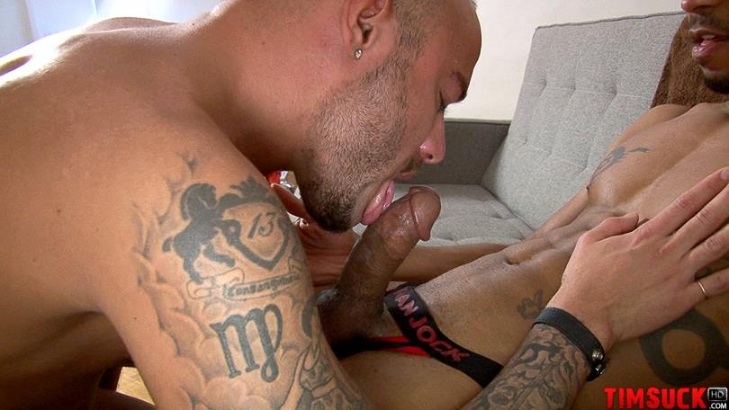 Treasure-Island-Media-TimSUCK-TimSUCK-Rocky-Calloway-and-Jin-Powers-White-Guy-Sucking-A-Big-Black-Cock-Amateur-Gay-Porn-6 Jin Powers Feeding A White Guy His Load From His Big Black Cock