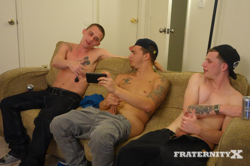 Fraternity X Buddy Ass To Mouth Bareback College Guys Fucking Amateur Gay Porn 17 Frat Guys Going Bareback With Ass To Mouth Fucking