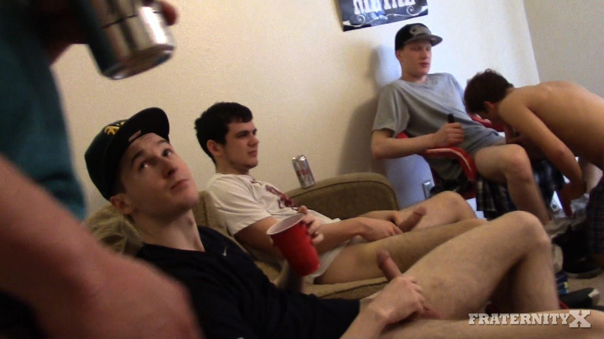 Frat boys farting cum movies gay so this 4