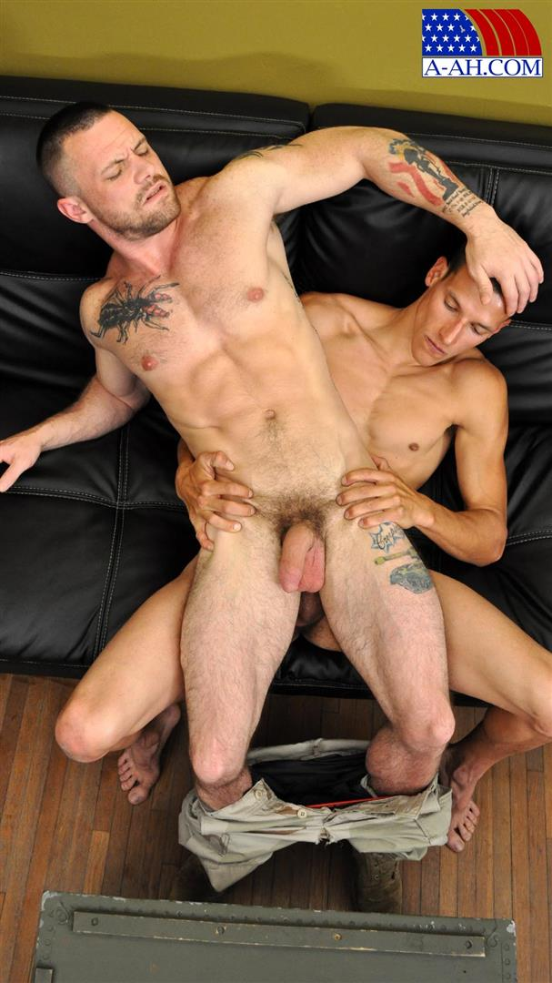 All American Heroes Navy Petty Officer Eddy fucking Army Sergeant Miles Big Uncut Cock Amateur Gay Porn 11 Navy Petty Officer Fucks A Muscle Army Sergeant