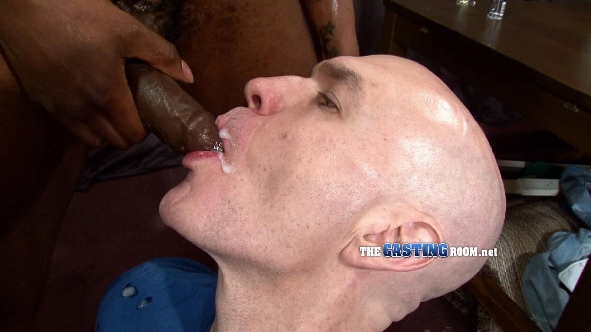 The-Casting-Room-Jospeh-Big-Black-Cock-Interracial-Fucking-White-Guy-Amateur-Gay-Porn-32 Black Guy Auditioning For Gay Porn Flip Flop Fucking With Big Uncut Cocks