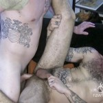 Raw Fuck Club Alessio Ribiero Hairy Ass Bareback Fuck Amateur Gay Porn 01 150x150 Picking Up A Drunk Trick At The Club And Fucking Him Raw