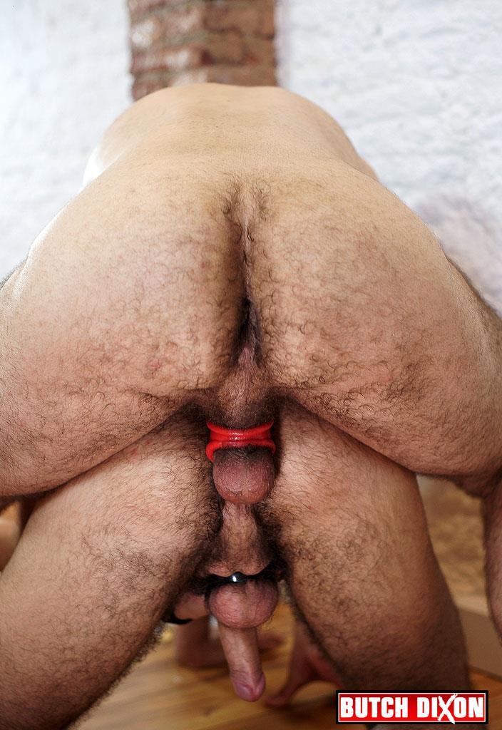 Butch-Dixon-Angel-de-Vil-and-Toro-Tyrk-Hairy-Guys-With-Big-Uncut-Cocks-Amateur-Gay-Porn-23 Hairy British Guys With Big Uncut Cocks Sharing Cum