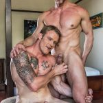 Lucas-Entertainment-Shawn-Reeve-and-Tomas-Brand-Bareback-Daddy-Sex-02-150x150 Bareback Riding A Thick Uncut Daddy Dick